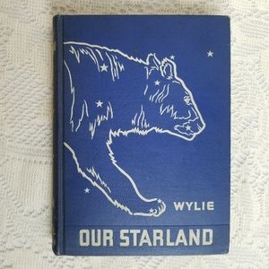 1938 Our Starland C.C. Wiley Childrens Astronomy